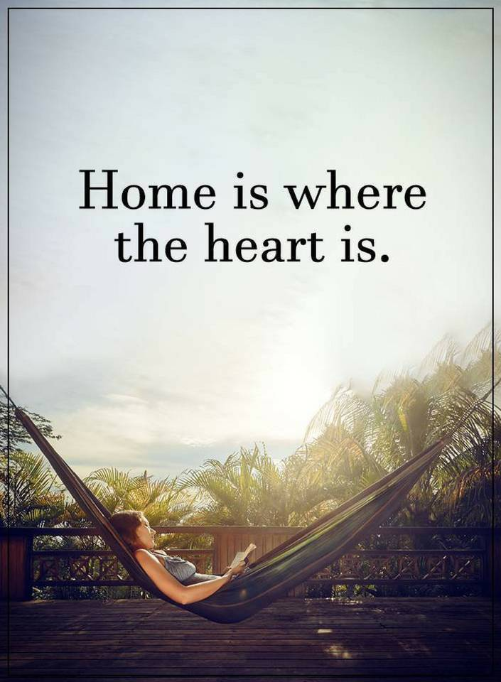 Home Quotes Home Is Where The Heart Is Quotes