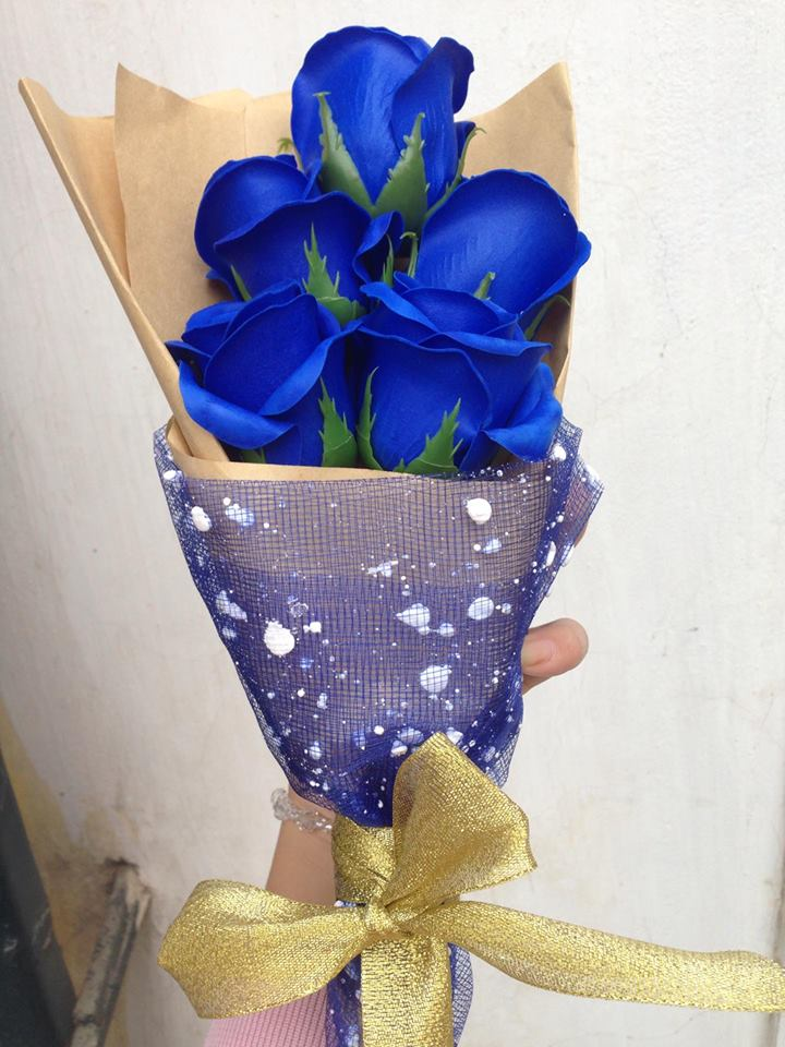 Hoa hong sap thom vinh cuu o Nam Trang
