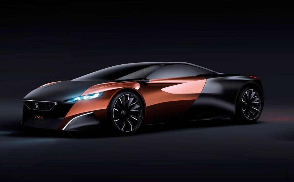 PatchWork: Onyx Concept Car