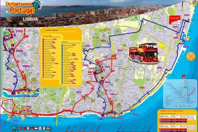 Lisboa bus turistico city sightseeing tour de lisboa for Oficina de turismo lisboa