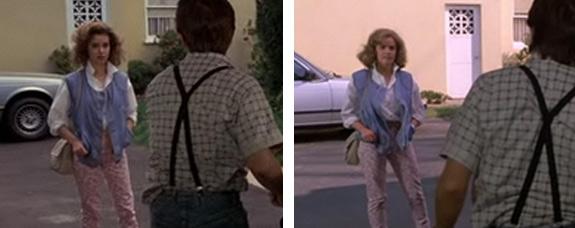 Claudia tate actriz de cine y fotonovelas es atacada por quotlos tejonesquot una pandilla de desalmados en la peliacutecula quotbarrio salvajequot - 1 3