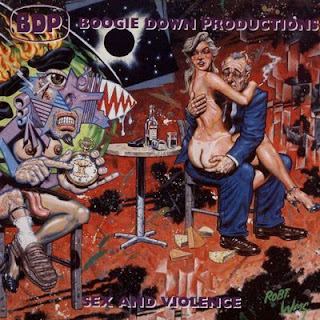 Boogie Down Productions – Sex and Violence (1992) [CD] [FLAC]
