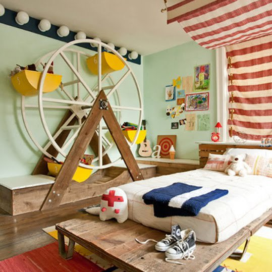 Kids Room Design: Charming Kids Room Design Ideas
