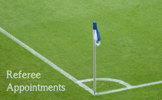 Law 5 - The Referee: 2018 FIFA WC - Selected officials
