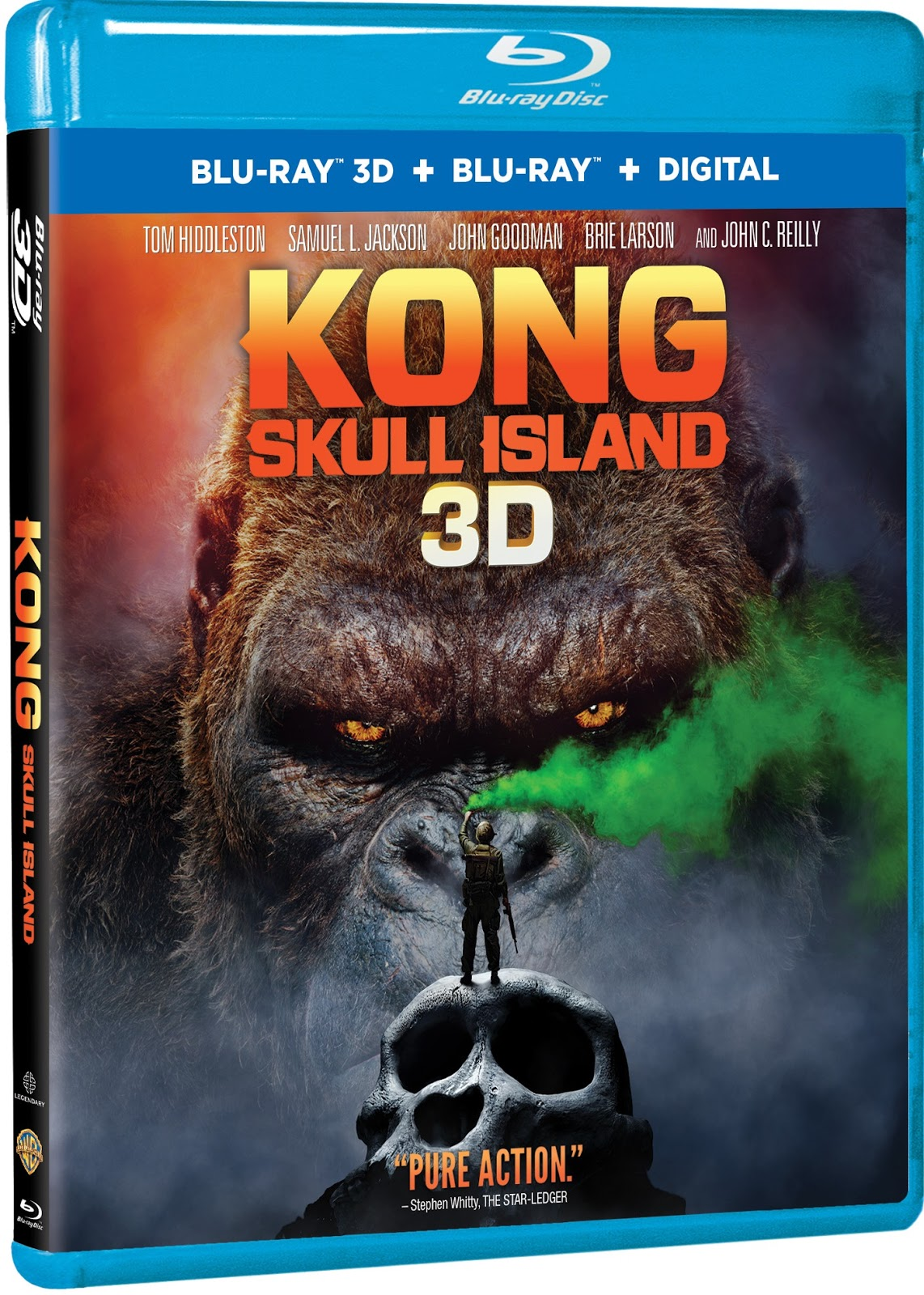 Kong skull island soundtrack on cd - Witness The Rise Of The King When Kong Skull Island Arrives Onto Ultra Hd Blu Ray Blu Ray 3d Combo Pack Blu Ray Combo Pack Dvd And Digital From Warner