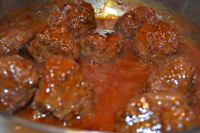 Sweet and Sour Meatballs (grain free, dairy free, nut free, GAPS-legal)