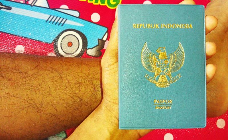 Pengalaman Aneh saat Bikin Passport