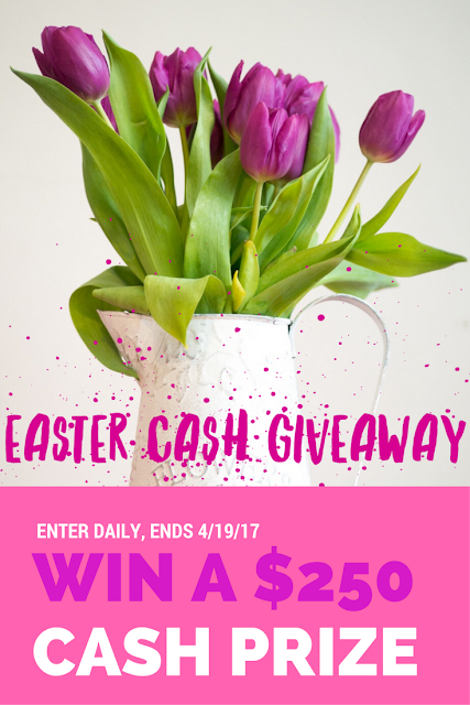 Mommy Blog Expert Isaiah Mustafa Spice Boys Videos: MOMMY BLOG EXPERT: Easter $250 Cash Giveaway Sweepstakes
