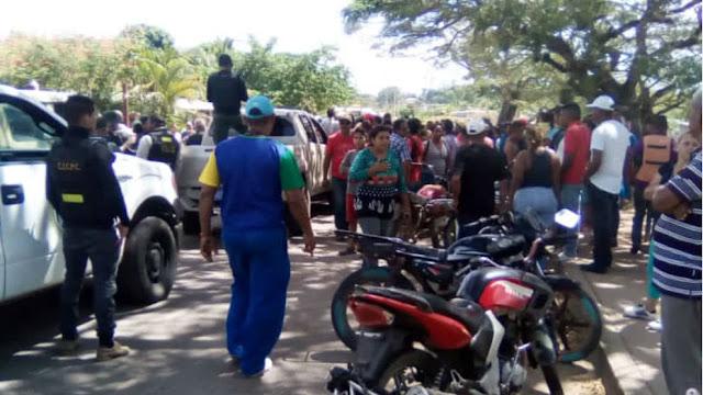Habitantes de Tumeremo en toque de queda por presunta masacre en mina El Candado