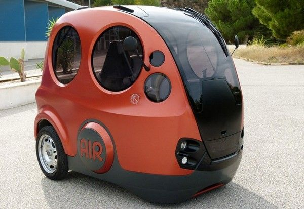Indian Company Tata Announced That It Will Soon Be Put Into Production Cars Airpod Which Is Based Pneumatic Transport