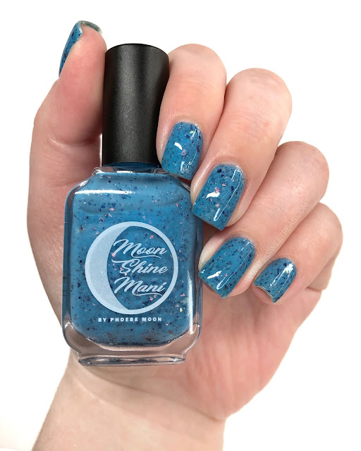Moon Shine Mani The Brightest Witch 25 Sweetpeas