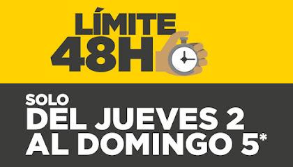 Top 10 ofertas Límite 48 horas de El Corte Inglés