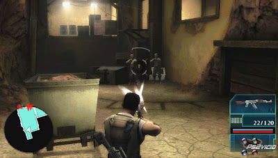 Syphon Filter: Logan's Shadow (PS2) 2010