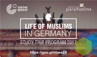 studi trip gratis ke jerman goethe institut untuk pemuda muslim