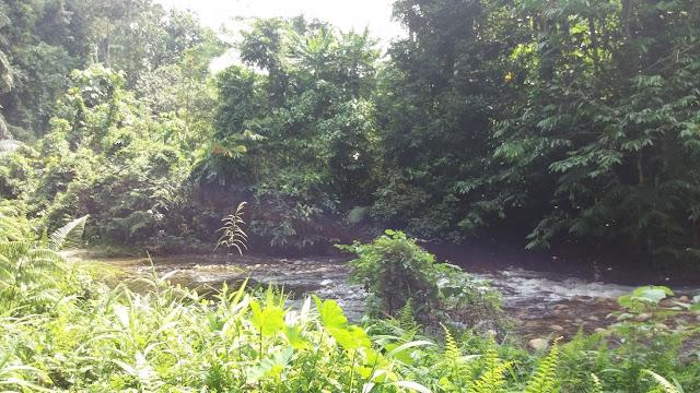 Geruntum Falls