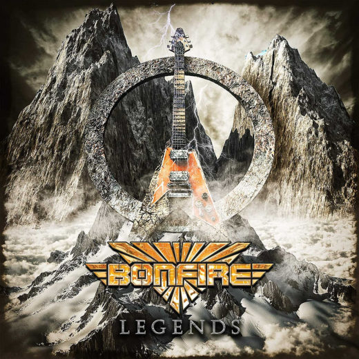 BONFIRE - Legends (2018) full