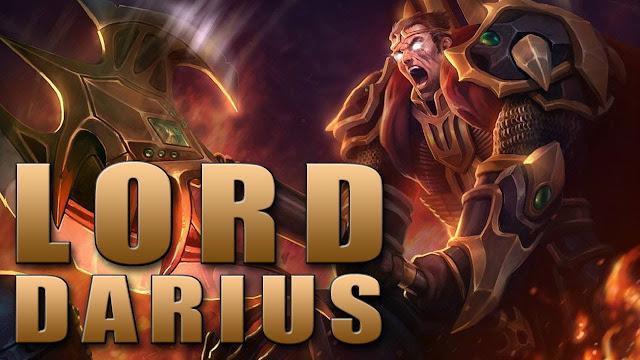Mod Skin Lord Darius