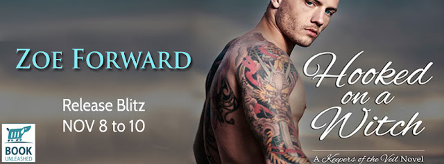 Hooked on a Witch Release Blitz