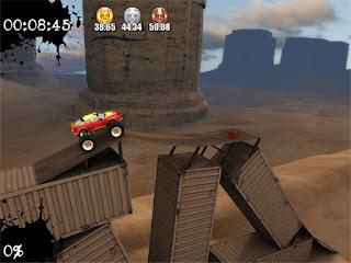 Download Game Monster Truck Challenge