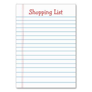 New York-ský kozmetický nákupný zoznam