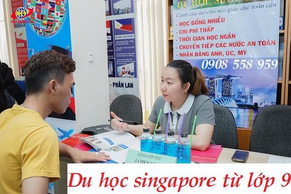 Du học Singapore từ lớp 9