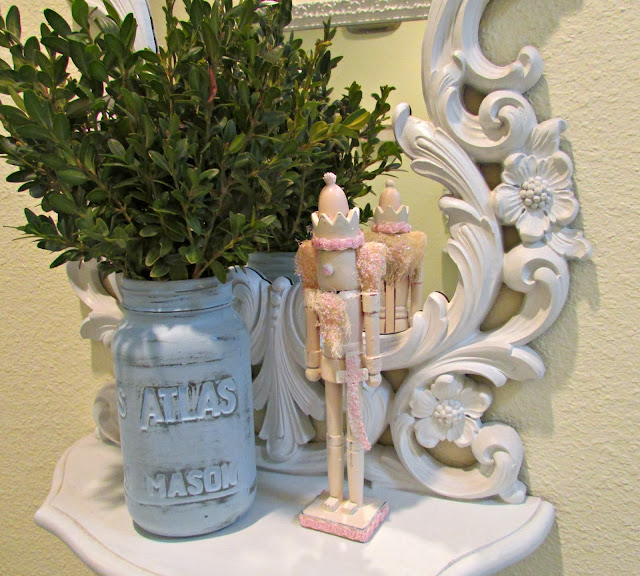 Penny's Vintage Home: Decorating For Christmas On A Budget
