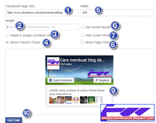 fanspage facebook blog terbaru