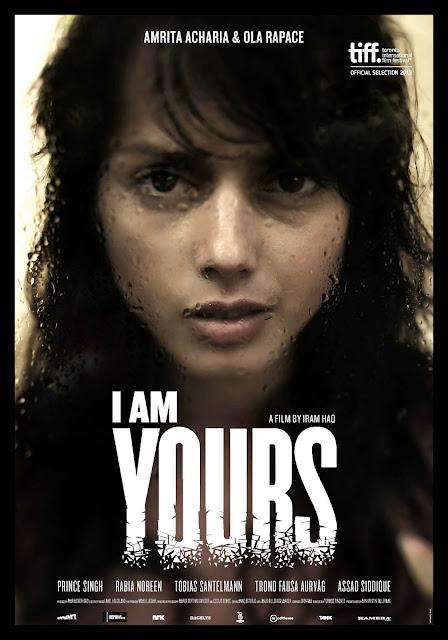 I Am Yours Film Poster Iram Haq