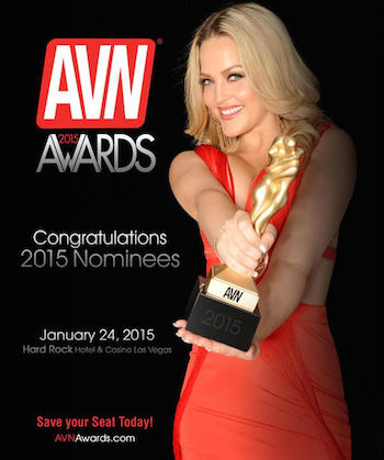 AVN Awards (2015) HDTV x264 800MB