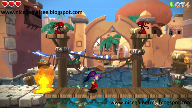 game download Shantae Half Genie Hero full version