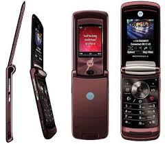 Spesifikasi Handphone Motorola RAZR2 V9