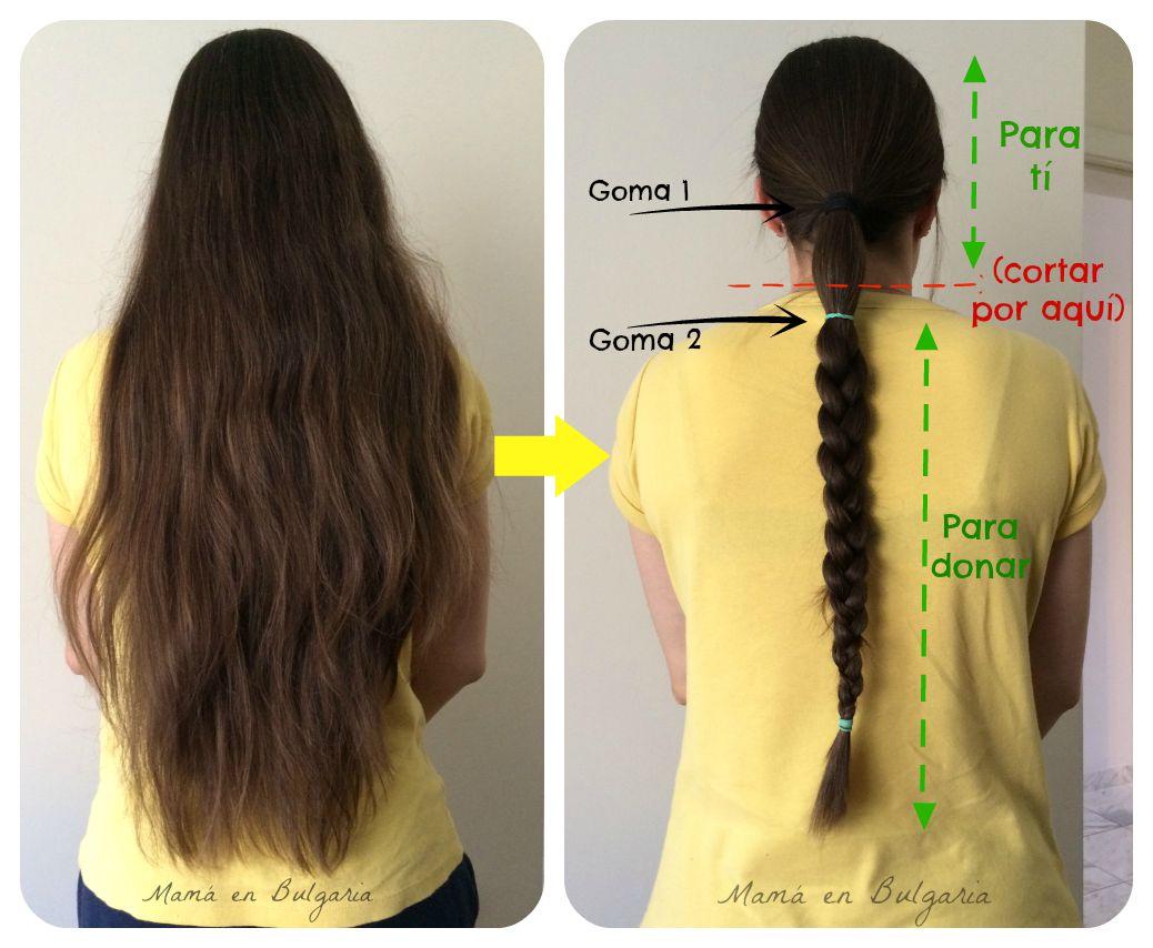 Como se corta el cabello bob largo