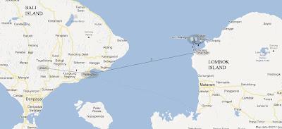 Bali to Gili