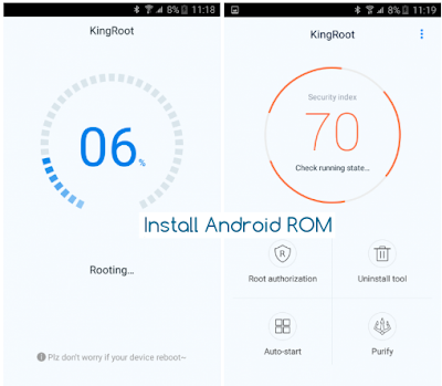 Root Qualcomm Chipset Device KingRoot