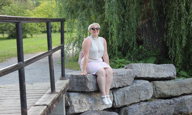 Pastel Summer Stroll