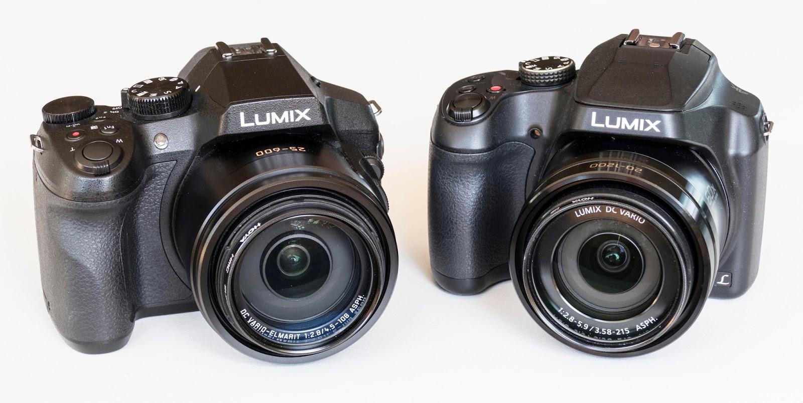 panasonic fz300 vs fz80 bridge camera comparison camera ergonomics