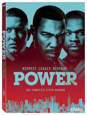 Power Season 5 Dvd