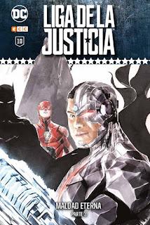 Liga de la Justicia: Coleccionable semanal tomo10