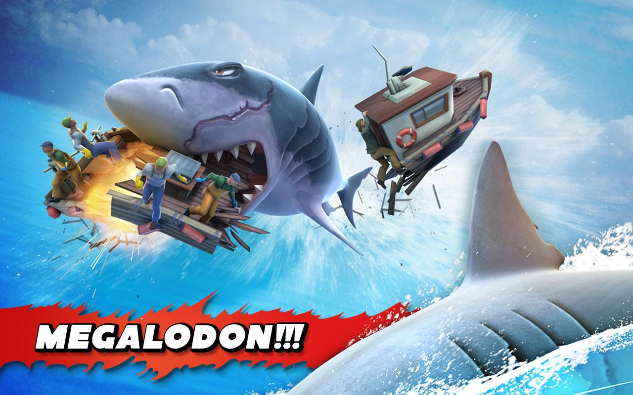 Hungry Shark Evolution 7.9.0 for Android - Download
