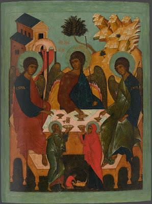 Εικόνες από την Πινακοθήκη Τρετιακόφ: έκθεση στο Βυζαντινό και Χριστιανικό Μουσείο