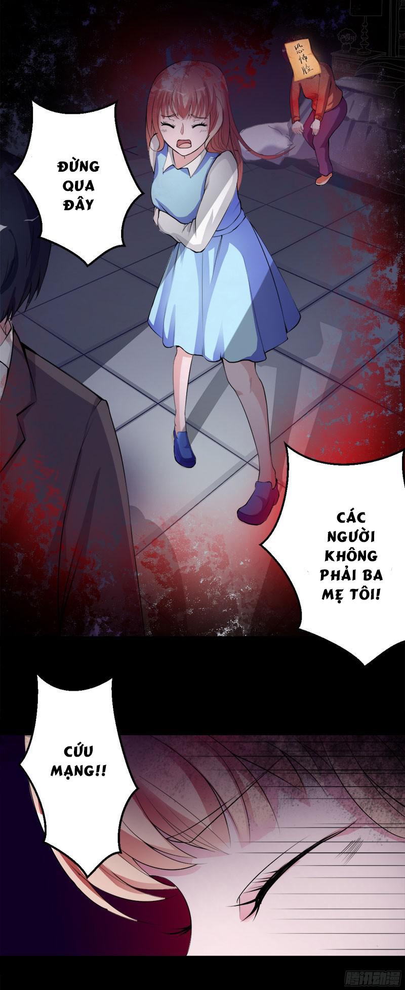 Hung Mãnh Quỷ Phu Bà Thượng Sàng chap 5 - Trang 6