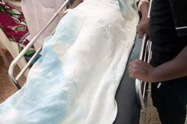 Pwani University Student Fighting For Life After Being Stabbed Severally By Maniac, Stalker
