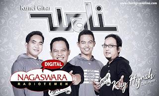 Kunci Gitar Wali Kuy Hijrah Chord