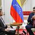 Maduro se reunió con viceministro de asuntos exteriores de Irán
