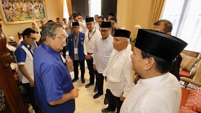 Fahri Hamzah: Banyak yang Ingin SBY dan Prabowo Pecah