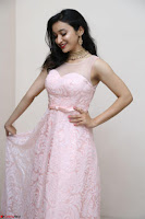 Sakshi Kakkar in beautiful light pink gown at Idem Deyyam music launch ~ Celebrities Exclusive Galleries 009.JPG