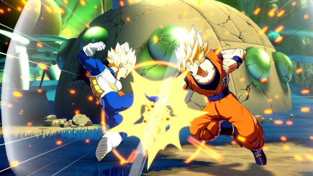 Game Dragon Ball Fighter Z