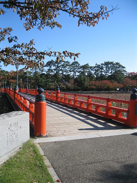 Takada Castle, Niigata.
