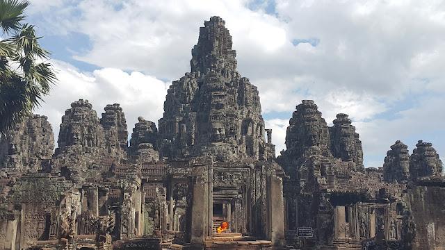 Bayon Temple, Siem Reap, Cambodia - Budget Biyahera