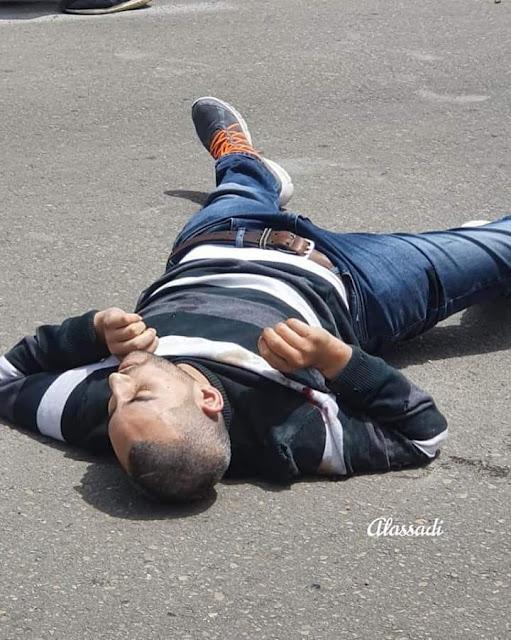 Polisi Zionis Israel Tembak Mati Pemuda Palestina di Depan Ibunya